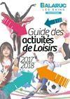 Guide des activités de Loisirs 2017/2018