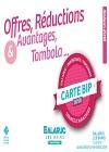 Carte BIP 2018 - Catalogue des offres