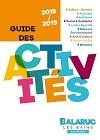 Guide des activités 2018