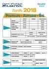 Tarifs 2018 Stages et Location-Centre Nautique Mnuréva