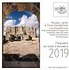 Agenda Juillet à Novembre 2019 Musées, Jardins & Sites d'exception