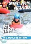 Sport Anim'Vacances Août 2019