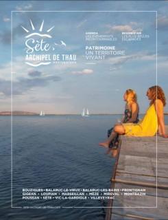 Destination Sète Archipel de Thau 2020