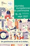Journées européennes du Patrimoine 2021 Sète Archipel de Thau