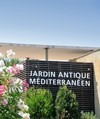 Agenda Jardin Antique Méditerranéen Juillet - Août Septembre 2017