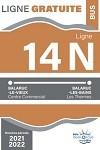 Ligne de Bus N°14 N