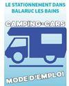 Réglementation stationnement Camping-cars