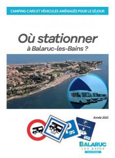 Stationnement Camping-Car Balaruc-les-Bains