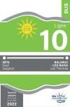 Ligne N°10 Balaruc-Sete-Balaruc Eté