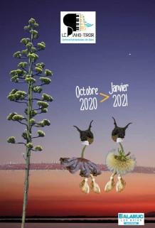 Centre culturel Le Piano Tiroir Programme Octobre 2020 à Janvier 2021