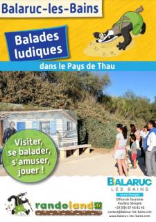 Balade ludique en Pays de Thau avec Randoland Balaruc-les-Bains