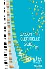 Programme saison culturelle 2018/2019