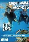 Sport Anim'Vacances été 2018