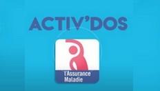 Activ'Dos, l'appli pour prévenir votre mal de dos