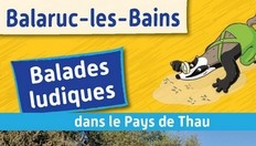 Balade ludique sur Balaruc-les-Bains avec Randoland