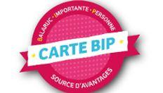 Carte B.I.P Source d'avantages