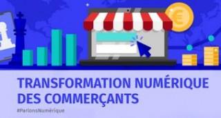 Commerçants : poursuivez votre activité grâce au numérique