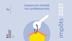 Fiscalités des loueurs en meublés non professionnels