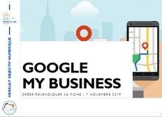 Créer sa fiche Google Business