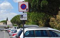 Zones de stationnement règlementées