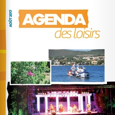 Agenda des loisirs Aout Balaruc les Bains