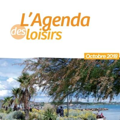 Agenda Octobre 2018 Balaruc les Bains