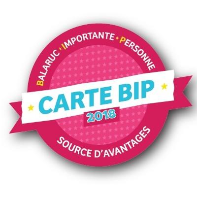 Carte BIP 2018