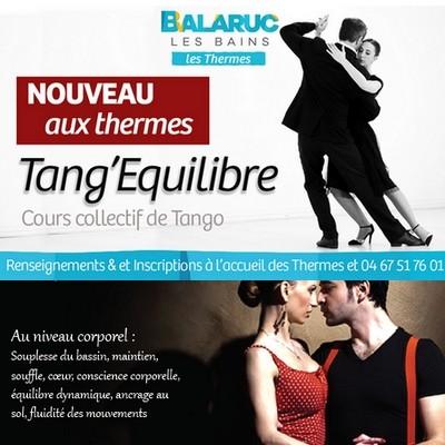 COURS DE TANGO THERMES BALARUC LES BAINS