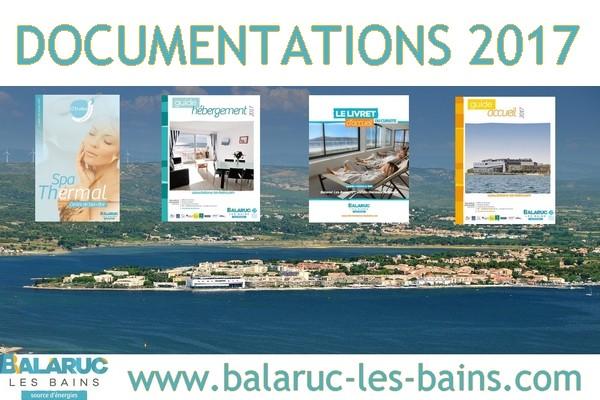 Documentations 2017 Balaruc-les-Bains