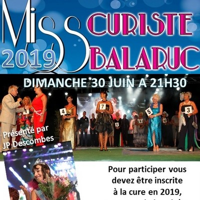 Election Miss Curiste 2019