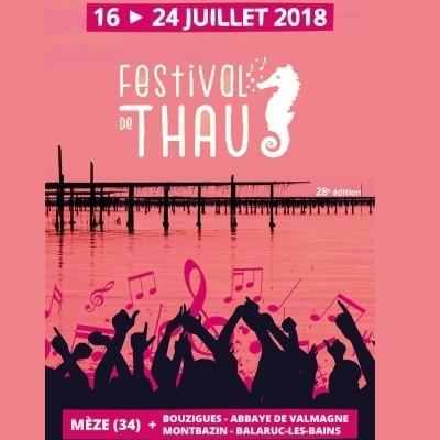 FESTIVAL DE THAU 2018