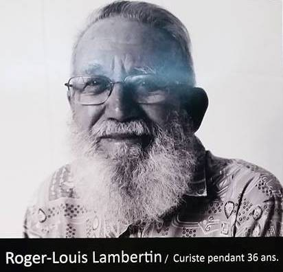 Monsieur Roger-Louis Lambertin