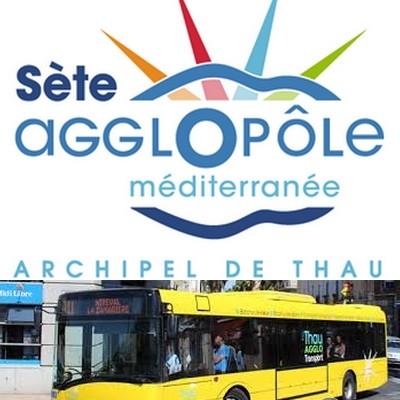 SETE AGGLOPOLE TRNASPORT