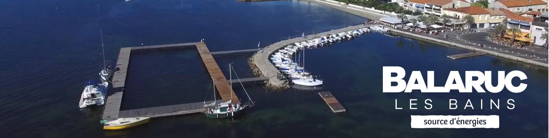 Nouvelle vidéo de Balaruc-les-Bains