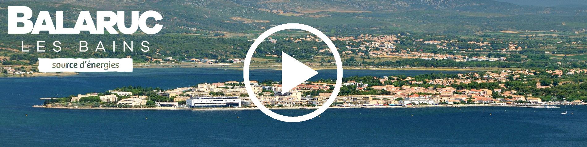 Balaruc-les-Bains en vidéo