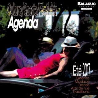 Agenda culturel été 2017 Balaruc les Bains