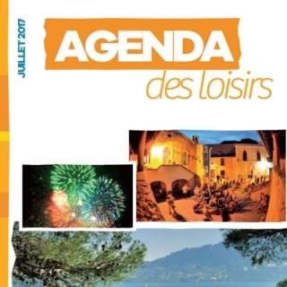 Agenda des Loisirs Juillet 2017