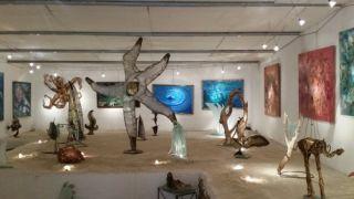 Atelier d'art Couronne/Pizzo Balaruc les Bains