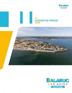 Dossier de Presse Balaruc les Bains