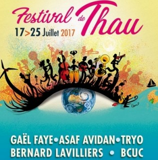 FESTIVAL DE THAU 2017