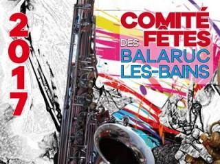 GUIDE 2017 COMITE DES FETES BALARUC LES BAINS