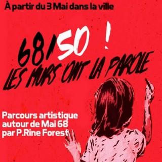 Parcours artistiques autour de Mai 68