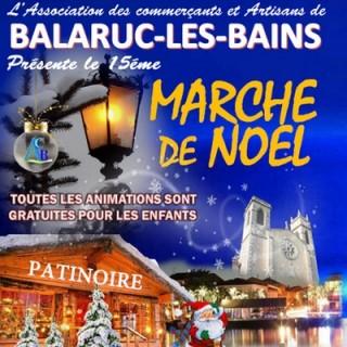 Marche de Noel de Balaruc les Bains
