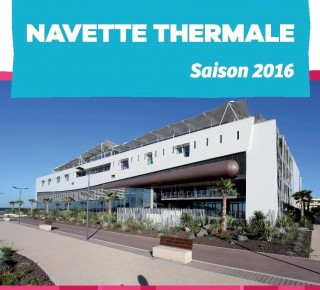 Navette thermale 2016