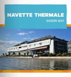 NAVETTE THERMALE SAISON 2017