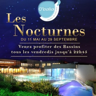 Nocturnes Spa thermal O'Balia