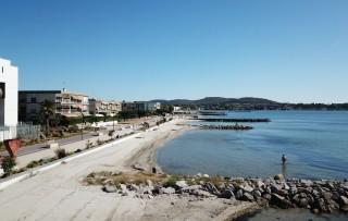 Plages de la lagune de Thau à Balaruc-les-Bains