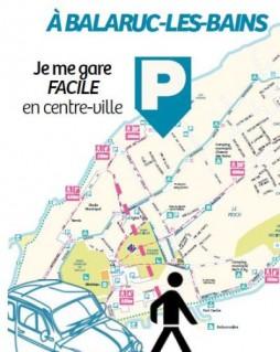 Stationner à Balaruc-les-Bains