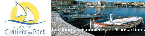 Agence immobiliere cabinet du port balaruc les bains
