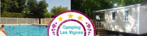 Camping les Vignes